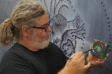 Brisbane Aboriginal Art Experience at The Henderson Gallery