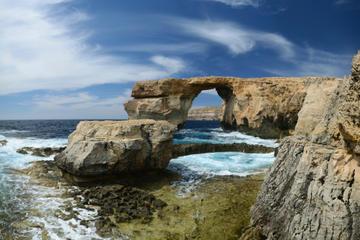 Gita giornaliera a Gozo da Malta con visita ai templi di Gigantia