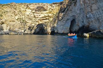 Malta Sightseeing Tour: Blaue Grotte, Marsaxlokk und Ghar Dalam