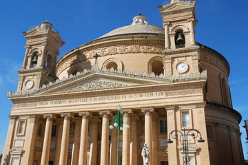 Malta Sightseeing Tour: Mdina, Mosta Dome und Ta Qali Handwerksdorf