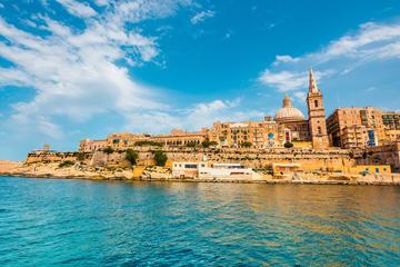 Malta und Comino ganztägige Bootstour