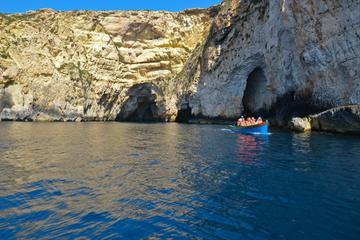 Tour panoramico a Malta: Grotta Azzurra, Marsa Scirocco e Ghar Dalam