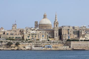 Valletta-Besichtigungs-Bootsfahrt und...