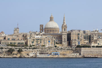 Valletta Sightseeing Cruise and Tour