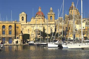 Visite de Vittoriosa et de Senglea, y compris l'église Saint-Laurent...