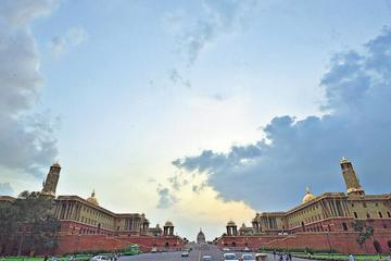 Delhi lokala sightseeingturer