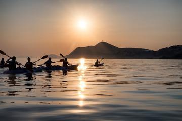 SUNSET SEA KAYAKING & WINE TASTING TOUR DUBROVNIK