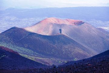 Dagtrip naar de Etna en Alcantara-kloven met rit over de ...