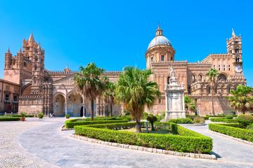 Gita di una giornata a Palermo e Cefalù con partenza da Taormina