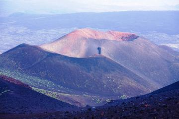 Mount Etna, Alcantara Gorges and...