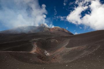 Viagem de um dia ao Monte Etna, partindo de Taormina