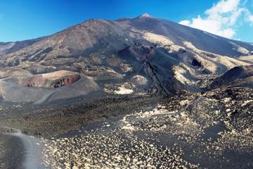 Viagem de um dia até o Monte Etna...