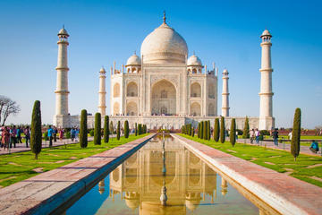 Agra Private Day Tour With Taj Mahal , Agra Fort and Fatehpur Sikri
