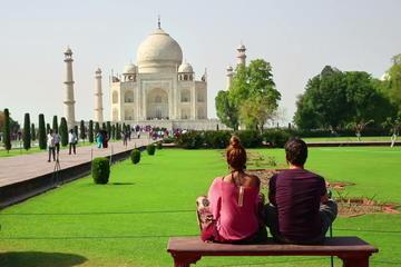 Agra Tour  : Taj Mahal Same Day Private Tour