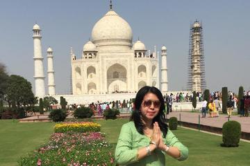 One Day Taj Mahal Agra Tour With Fatehpur Sikri Including Lunch