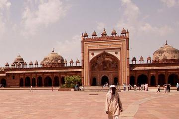 Private Tour : 8 Hours Agra Fatehpur Sikri Tour