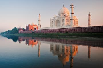 Private Trip : 02 Days Taj Mahal Tour By Train With Accommodation