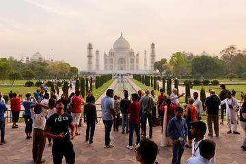 Same Day Taj Mahal Agra Tour by Car