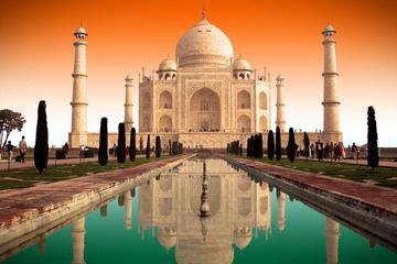 Taj Mahal Private Tour by Train