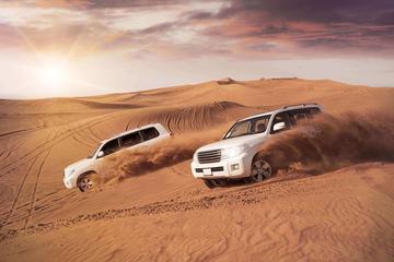 Overnight Tunisia Sahara Desert...