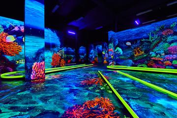 Neonis - 3D Blacklight Minigolf