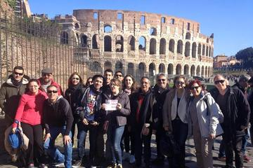 Guided Walking Tour in Rome