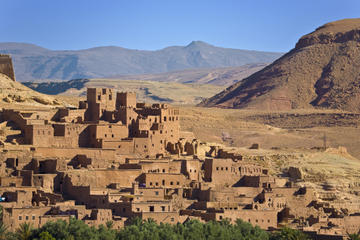 Excursion d'une journée à Ouarzazate et Ait Benhaddou, dans l'Atlas...