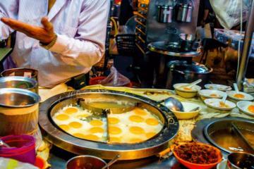 Taipei Food Tour: Ningxia Night Market