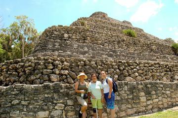 Excursión por la costa de Costa Maya: Escapada de un día a Chacchoben