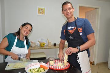 Cidade do México Supereconômico: aula de culinária mexicana, além da...
