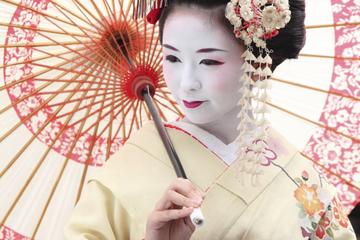 Die Kunst der Geisha: Privates Abendessen in Kyoto