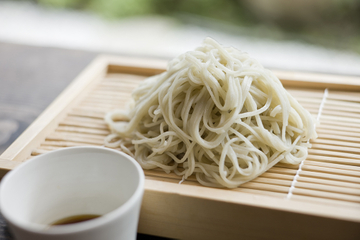 Sobakookles met Tsukiji Soba Academy Chef