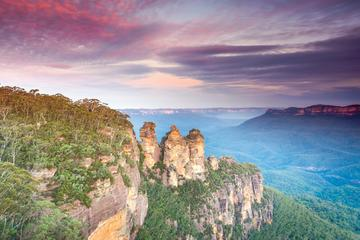Blue Mountains Sunset Tour with Mid-Morning Departure from Sydney