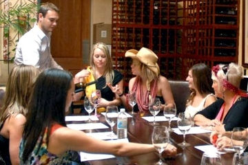 Wein- und Essenserlebnis bei Williamson Wines in Healdsburg
