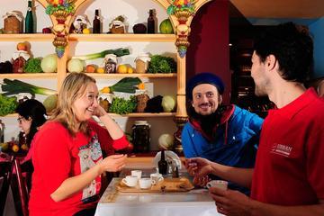 Tour culinaire de Cracovie en soirée