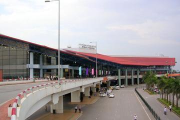 ハノイの到着送迎(相乗り):ノイバイ国際空港か…