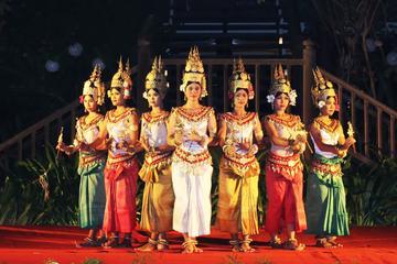 Apresentação de dança Apsara incluindo jantar com bufê e embarque no...
