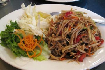 Cours de cuisine laotienne à Vientiane