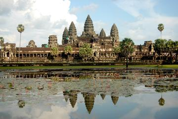 Full day discover Angkor complex joining tour