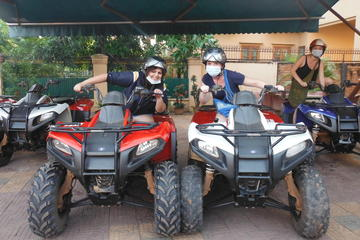 Half-Day Guided Tour: Siem Reap Countryside with Quad Bike
