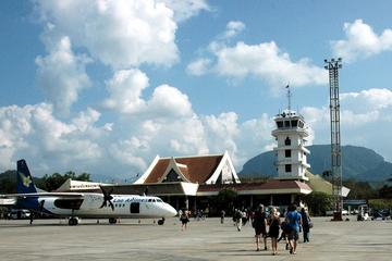 Luang Prabang Private airport transfer