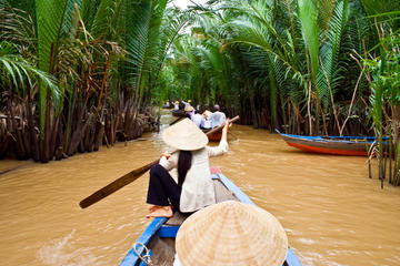 Ho Chi Minh City Cooking Class and Floating Market
