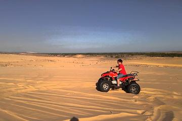 Mui Ne Sand Dunes Jeep Tour from Phan...