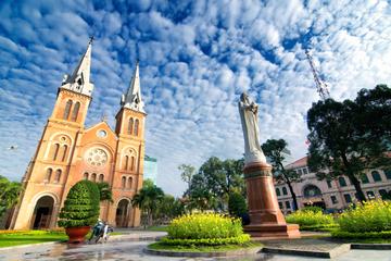 Private Führung: Stadtrundfahrt in Ho-Chi-Minh-Stadt und Cu Chi-Tunnel
