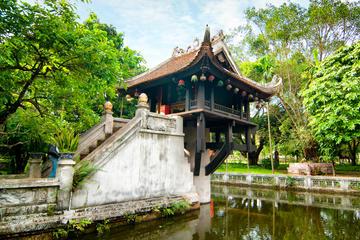 Private Sehenswürdigkeitstour durch Hanoi mit Elektromobil durch die...