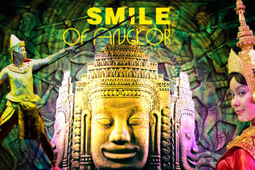 Smile of Angkor Show with Roundtrip Transfer