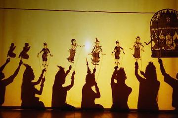 Spectacle culturel et artistique d'ombres chinoises de Sovanna Phum...
