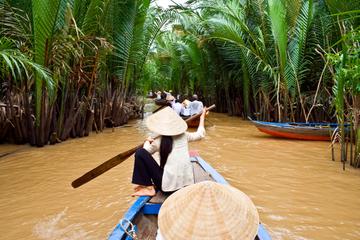 Tagesausflug zum Mekong-Delta, Kochkurs und schwimmender Markt in Cai...