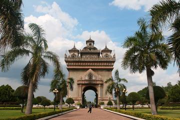 Vientiane including central market