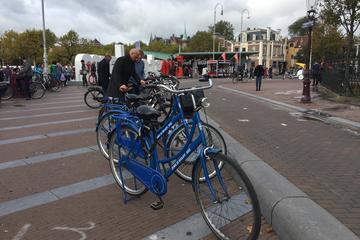 Tour en Bici por Amsterdam